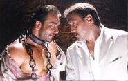 DHS- Sanjay Dutt in Jung (2000 remake of Desperate Measures)