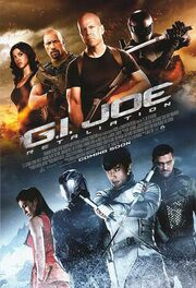 DHS- G.I. Joe Retaliation movie poster version 14