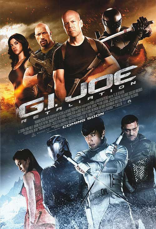 Ray Park Gi Joe Retaliation