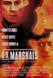 DHS- U.S. Marshals alternate movie poster