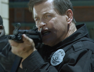 DHS- Michael Pare in Checkmate (2015)