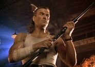 DHS- Chance (JCVD) in Hard Target (1993)