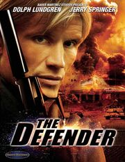 DHS- The Defender 2004 movie poster