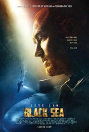 DHS- Black Sea (2015) movie poster
