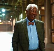 DHS- Morgan Freeman in The Dark Knight Rises