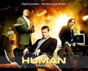 DHS- Human Target poster