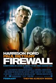 Firewall main movie poster
