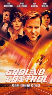 DHS- Ground Control 1998 vhs tape cover