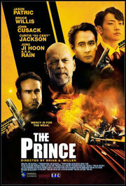 DHS- The Prince 2014 movie poster