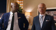 DHS- DB Woodside and Neal McDonough in Paul Blart Mall Cop 2