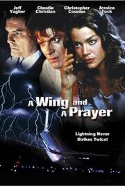DHS- A Wing and a Prayer 1998 dvd cover case