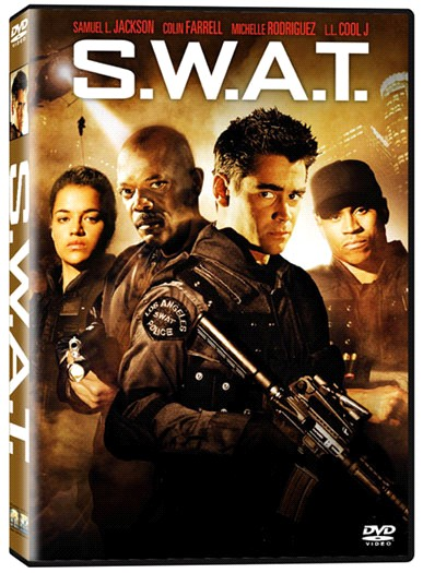 Colin Farrell Swat Poster