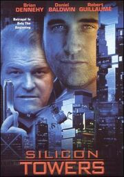 DHS- Silicon Towers dvd movie cover poster