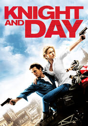 DHS- Knight and Day (2010) movie poster