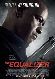 Equalizer 2014 movie poster Version 5 xlg
