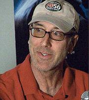 Writer Steven E. de Souza