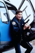 DHS- David Hasselhoff in Gridlock