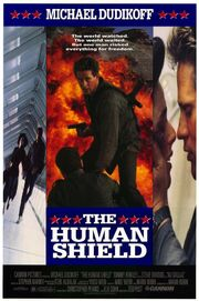 DHS- The Human Shield (1991) movie poster