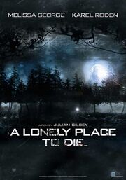 DHS- A Lonely Place to Die movie poster