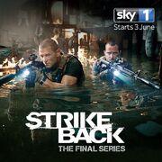 DHS- Strike Back- Legacy Season 5 (also final Season) UK poster