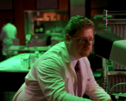 DHS- FBI bomb technician in Detonator (2003)