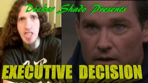 Executive Decision Review by Decker Shado