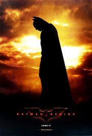 DHS- Batman Begins movie poster