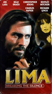 DHS- Lima Breaking the Silence VHS cover
