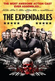 DHS- Expendables (2010) movie poster