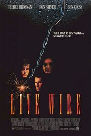 DHS- Live Wire (1992) film poster