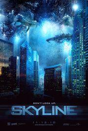DHS- Skyline alternate movie poster 2010