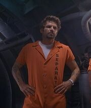 DHS- Nick Chinlund in Con Air