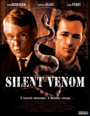 DHS- Silent Venom DVD alternate cover for foreign countries