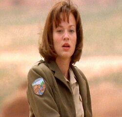 DHS- Samantha Mathis in Broken Arrow