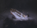 DHS- Final Voyage ship is toast
