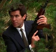 007 (Pierce Brosnan) in GoldenEye