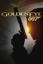 DHS- 007 GoldenEye (2010 remastered edition) videogame