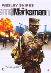 DHS- The Marksman movie poster