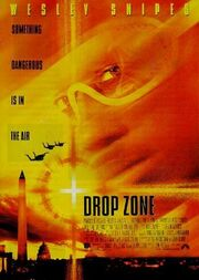 DHS- Drop Zone alternate movie poster (1994)