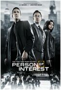DHS- Person of Interest Season 1 poster