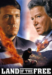 DHS- Land of the Free 1998 dvd cover poster