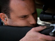 DHS- Adam Lieberman as federal agent sniper in Detonator (2003)