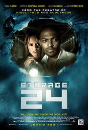 DHS- Storage 24 movie poster