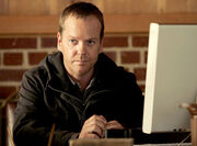 24 Season 5- Kiefer as Jack Bauer