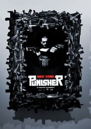 DHS- The Punisher War Zone alternate version 6 of poster