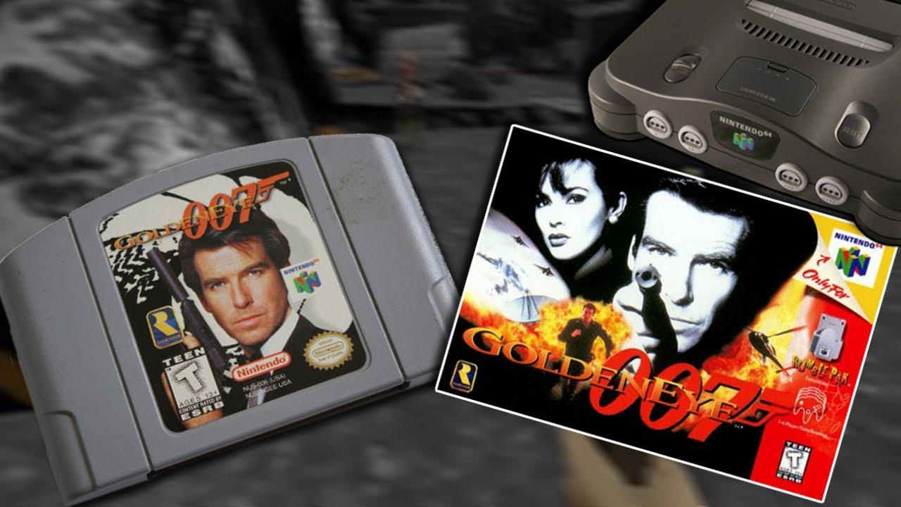 Resultado de imagen para 007 goldeneye