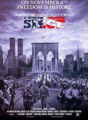 DHS- The Siege (1998) movie poster alternate version