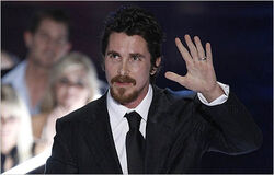 DHS- Christian Bale