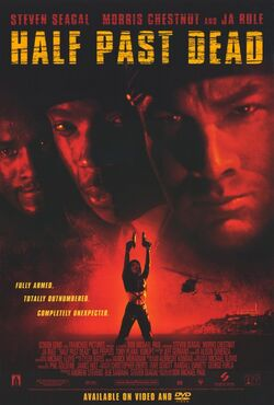 Half Past Dead movie poster