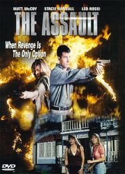 DHS- The Assault (1996) DVD cover